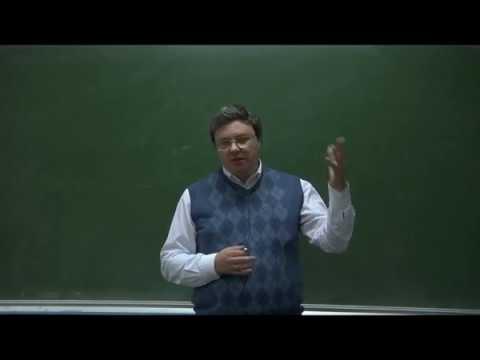 Р.В. Шамин. Лекция № 5 Нейронные сети - обучение персептрона и многослойной сети