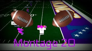 ROBLOX Football Montage 20