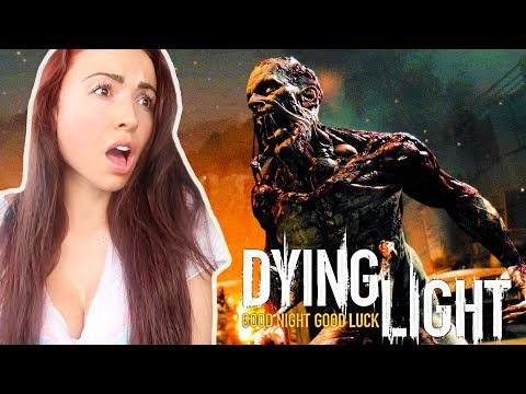 ESCAPE THE ZOMBIES!! - Dying Light