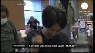 April 11 2011 Japan 7.1 Earthquake