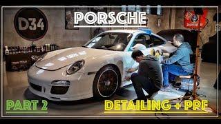 VLOG - Porsche Detail ve Şeffaf Kaplama - PART 2