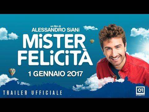 MISTER FELICITÀ (2017) di Alessandro Siani - Trailer Ufficiale HD