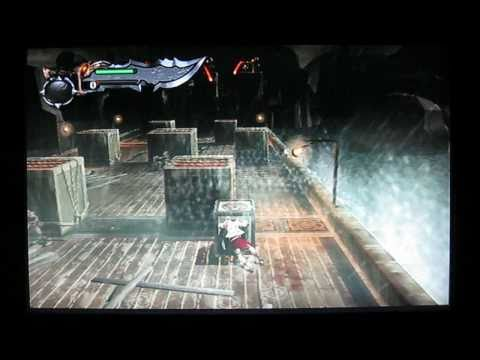 God of War [PS2] Component vs SCART