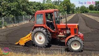 Gambar cover Máy Cày Belarus MTZ 1025M Cày Xới Khô Đất Nhuyễn Nhừ Ở Tây Ninh, Tractor, Agrimotor, LADY903