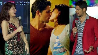 Sidharth Malhotra And Jacqueline Fernandez REACT On Their HOT KISSING Scenes In A Gentleman