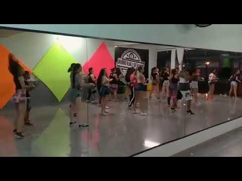 Projeto California Arte Em Dança - CoreografiaEmbolou  Rodrigo Marim
