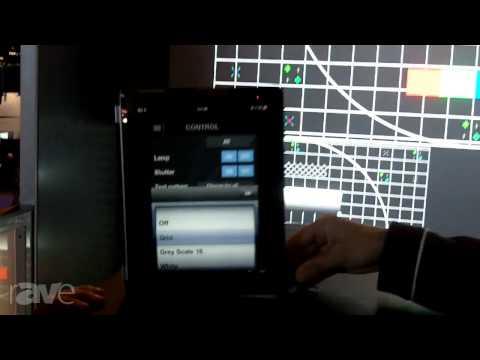 InfoComm 2013: Christie Lauches Christie In Control App