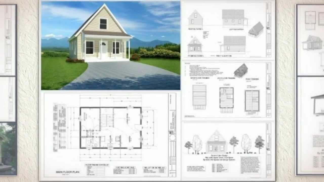 Aspen Cabin Plans 600 Square Foot Aspen Cabin Plans Kindle