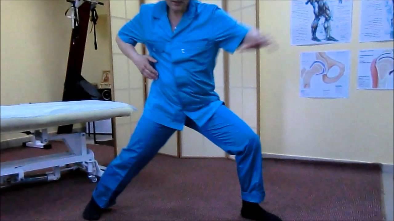 Разминка тазобедренных суставов лечение коленных суставов в санаториях