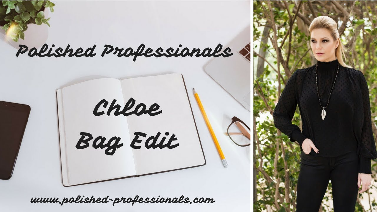 6b6680dd The Bag Edit: Chloé Edition Plus How To Convert Your Clutch to a Crossbody