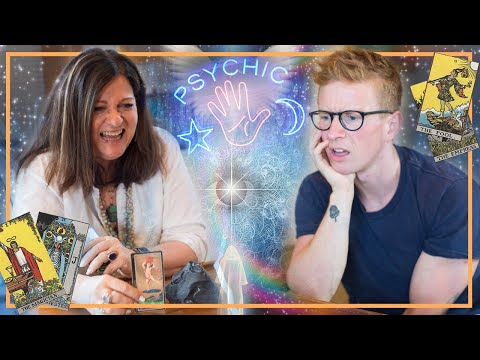 Psychic Predicts My Future (& KNEW WAY TOO MUCH??)