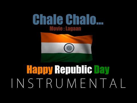 chale chalo-LAGAAN-Instrumental On Keyboard