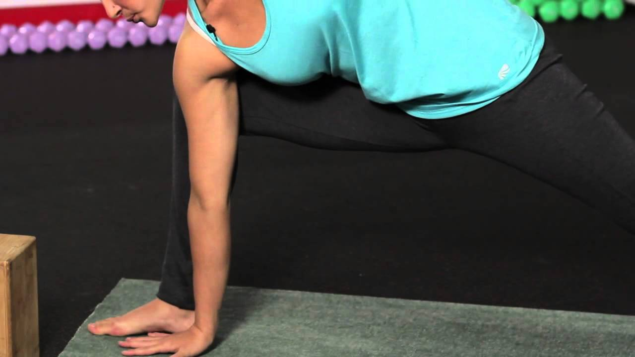 yoga cu varicose foot video)