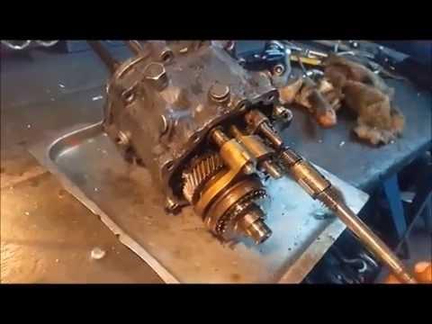 Volkswagen Gol Caja de 5 Velocidades