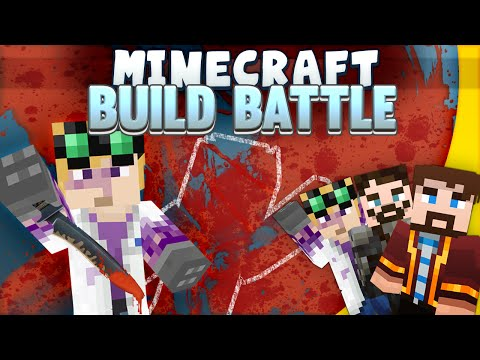 Minecraft - Build Battle - Murder!