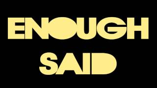 Aaliyah ft. Drake - Enough Said (Lyrics)