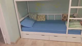Двухъярусная кровать, отзыв на www.buy-matras.ru