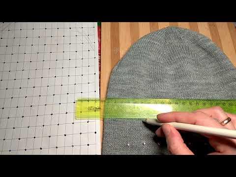 Украсить шапку своими руками фото