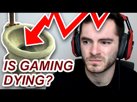 Is Gaming Dying On YouTube?