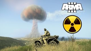 NUCLEAR BOMB «Arma3» Duck And Cover - Arma 3 Atomic Bomb Test