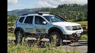 Dacia Duster 4x4 úprava na OFF ROAD | prestavba, tuning, rebuild, update