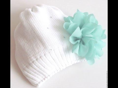 Как легко отбелить шапочку и белые футболки без порошка...