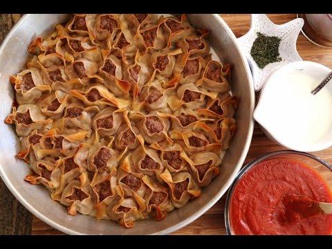 Mante Armenian Food Recipe