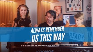 Always remember us this way | Lady Gaga Cover Luiza Gattai Video