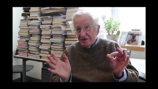 Noam Chomsky discusses Donald Trump