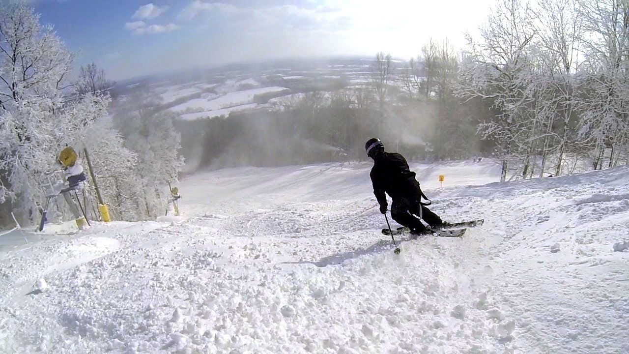 weekly update 12-18-13 - liberty mountain resort - youtube