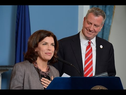 Mayor Bill de Blasio Appoints Julie Menin as Department of Consumer Affairs Commissioner