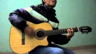 Bài ca trên đồi -  guitar
