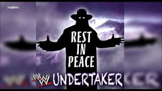 "WWE: ""Rest In Peace"" (The Undertaker) Theme Song + AE (Arena Effect)"