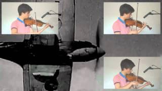 Antonín Leopold Dvořák - Symphony No. 9 [fasebewse remix]