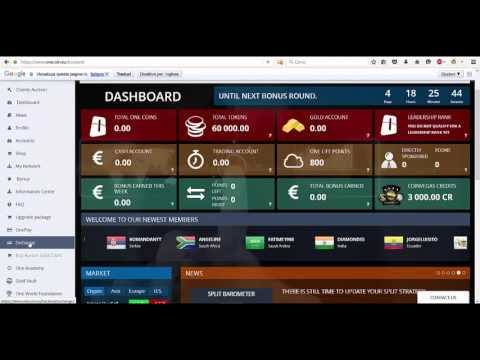 One coin - Video mining reale