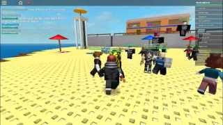Roblox - Survive the Natural Disaster - I Failed!