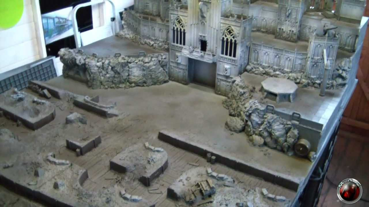 trench gaming table some colour added part 12 youtube