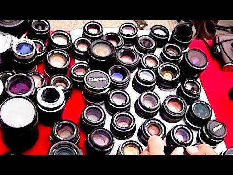 Beijing Vlog - Wukesong Camera Market 五棵松摄影器材城