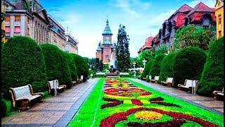 видео Города Румынии