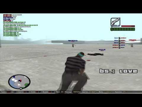 SA-MP Clanwar [uGT] vs _Bs] x ZifpLeR