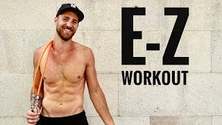 Easy Beginner Jump Rope Workout