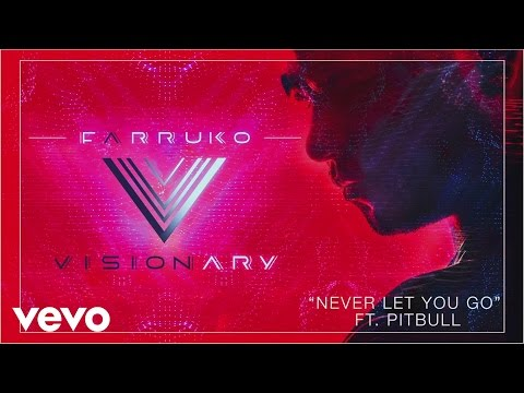 Farruko - Never Let You Go (Cover Audio) ft. Pitbull