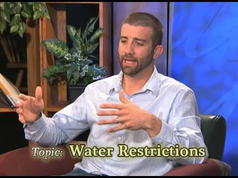 Studio 14 - Water Restrictions