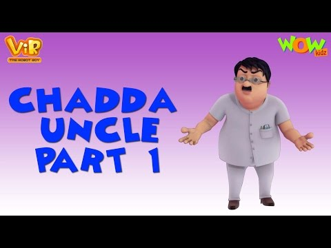 Chadda Uncle - Vir Compilation - Part 1 - Live in India