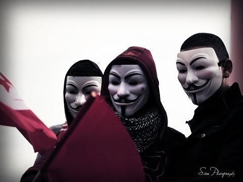 Interview Anonymous Tunisia // Hannibal TV
