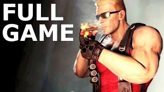 Duke Nukem 3D - Full Game Walkthrough Gameplay & Ending (20th Anniversary World Tour 2016)