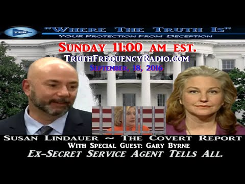 Gary Byrne, Ex-Secret Service Agent Exposes Hillary and Clinton White House