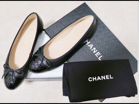 Chanel Ballerina Flats Reveal || Review