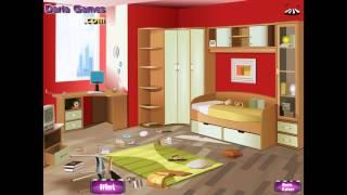 NEW мультик онлайн для девочек—Чарми уборка—Игры для детей