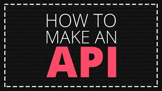 Coding a Simple API [PHP, SQL]